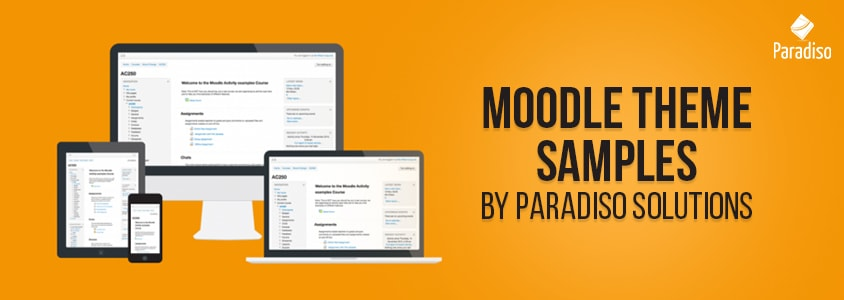 Moodle Theme Samples