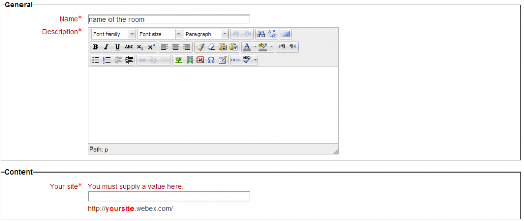 moodle webex integration 3