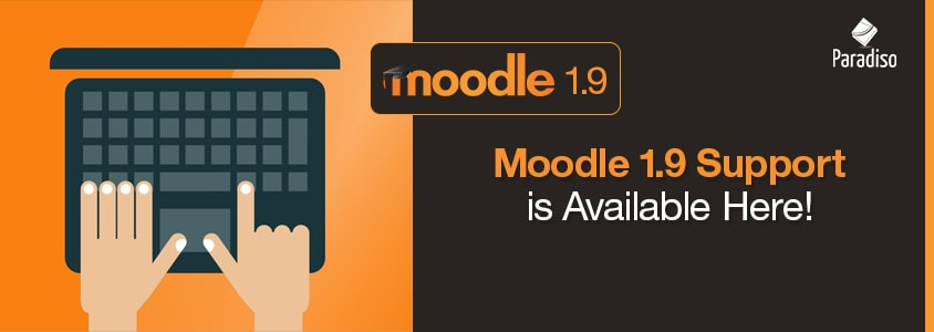 Moodle 1.9 Support