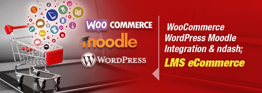 WooCommerce WordPress Moodle Integration