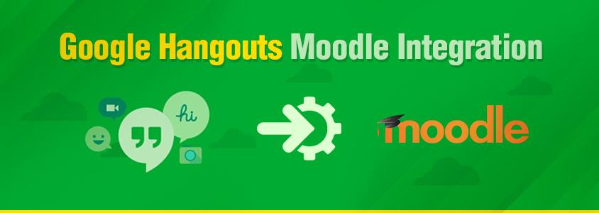 Google Hangouts Moodle