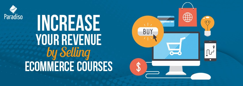 Revenue by selling eCommerce Courses-min