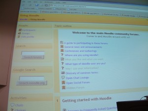 moodle for corporations