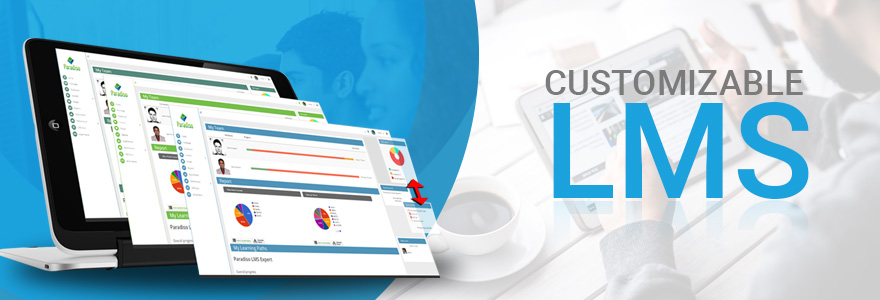customizable LMS