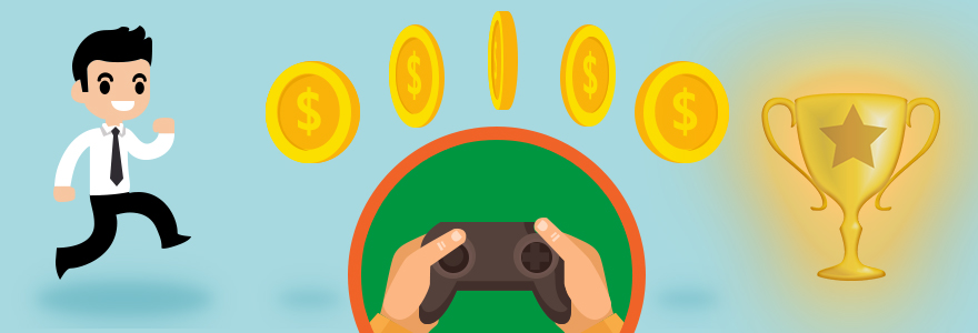 Gamification in e learning