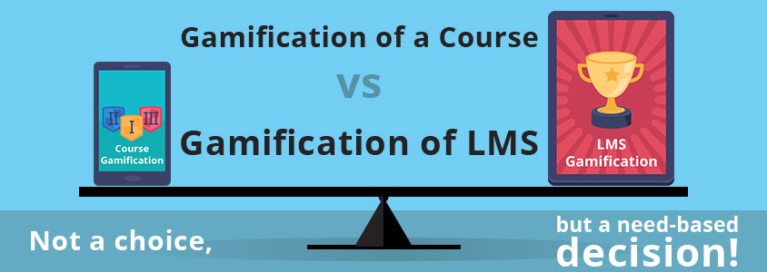Gamification of LMS