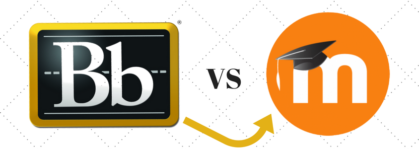 Moodle VS Blackboard