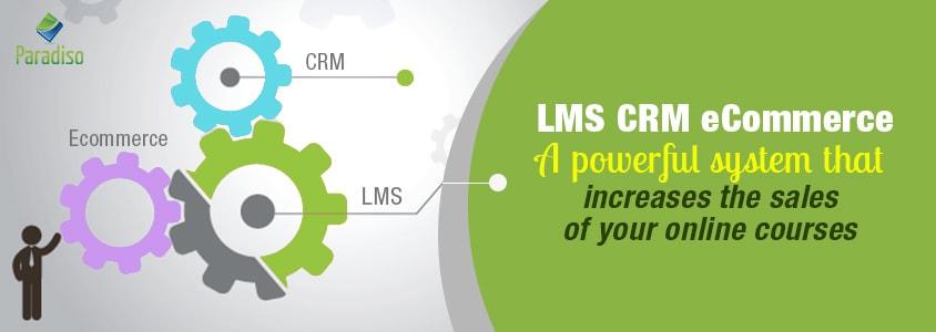LMS CRM eCommerce