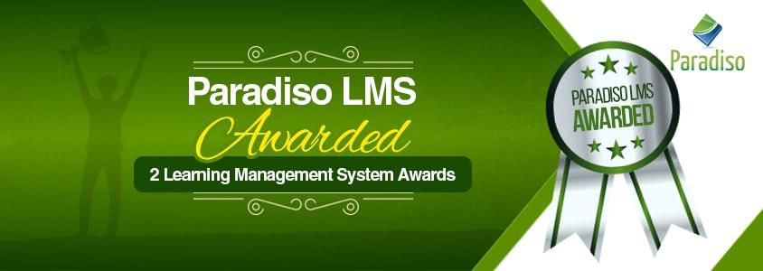 Paradiso LMS Awarded