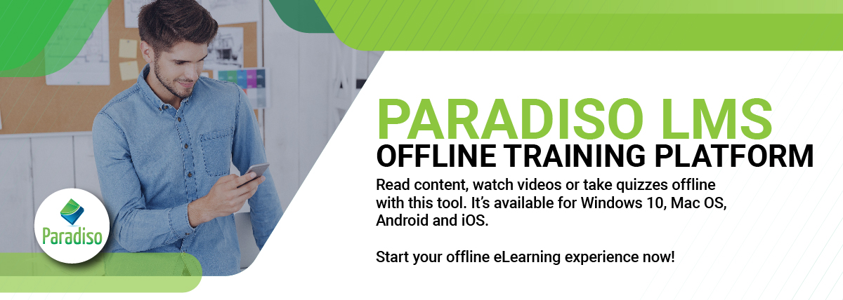 offline training platform