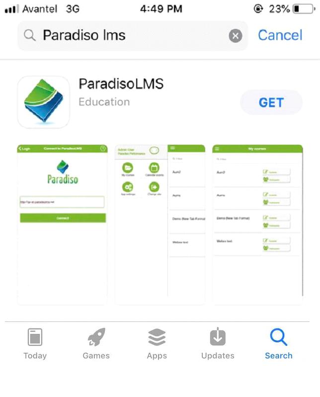 LMS App