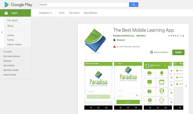 LMS App -