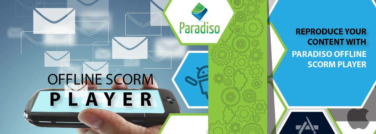 Paradiso LMS Offline SCORM Player - Book a demo now!