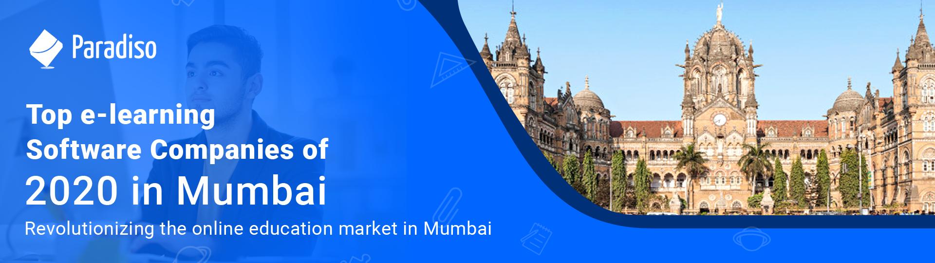 Top e-learning software companies in Mumbai_Blog Banner