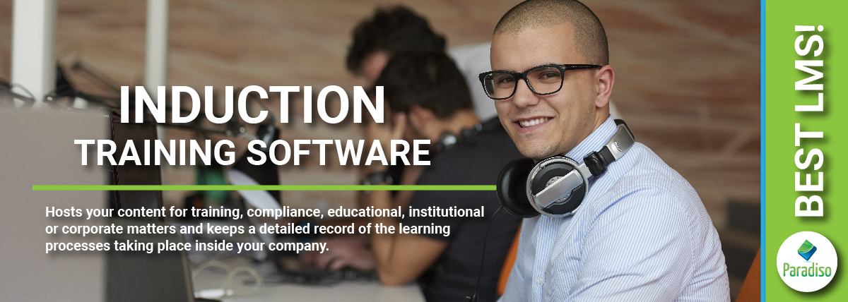 induction training software