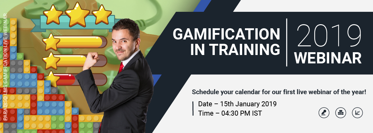 Live Webinar Gamification in training