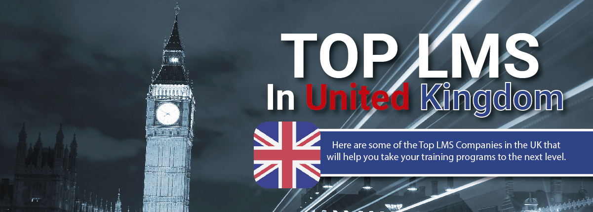 Top LMS companies in UK