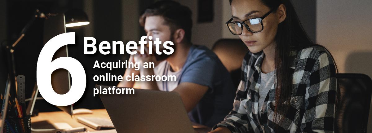 online classroom platform
