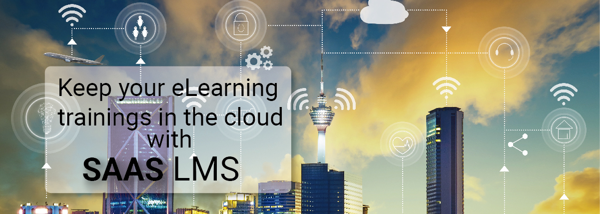 saas learning management system
