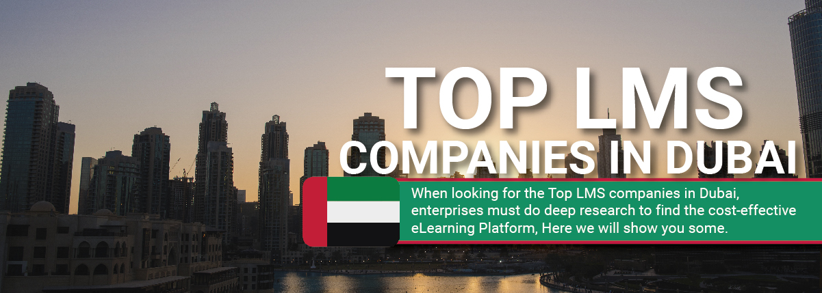 TOP LMS COMPANIES IN DUBAI