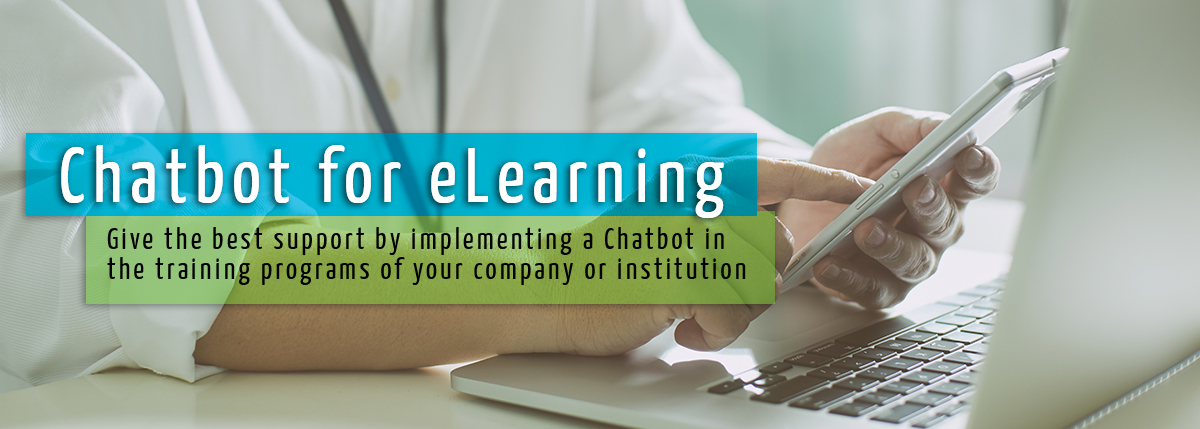 Chatbot for elearning