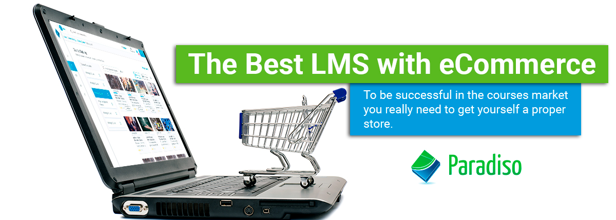 Best LMS with eCommerce