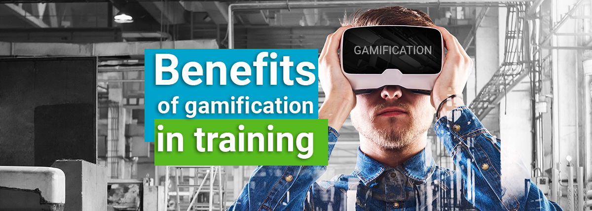 Benefits of gamification in training