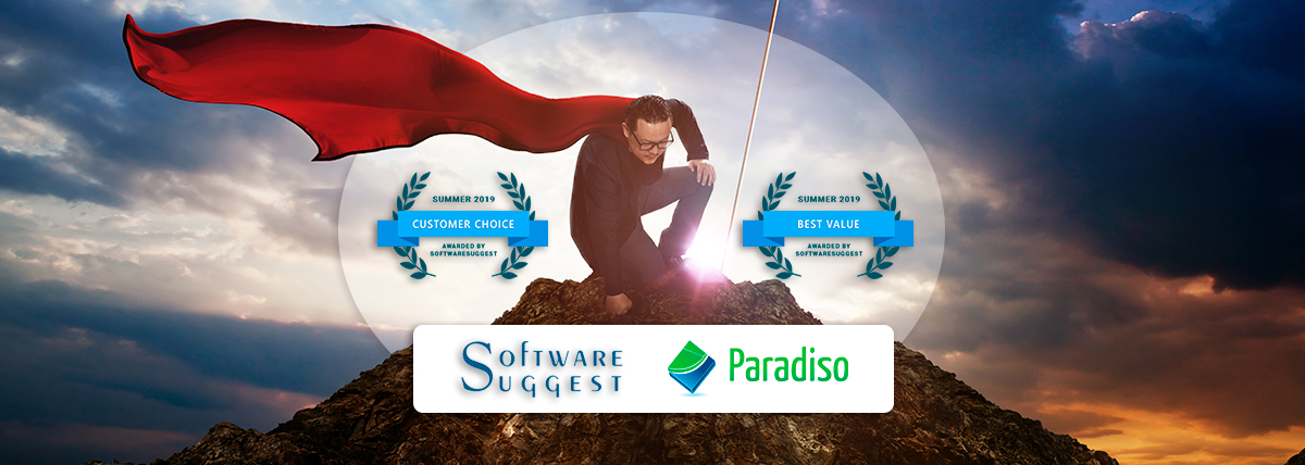 Software Suggest awards