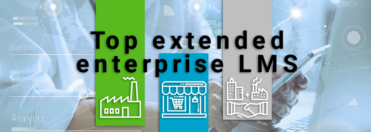 Top extended enterprise LMS