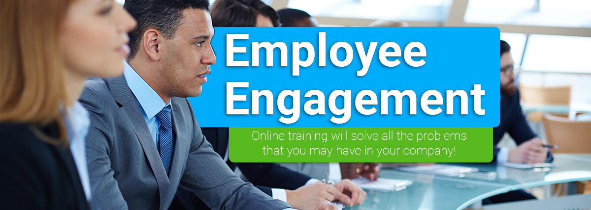 employee engagement in online training