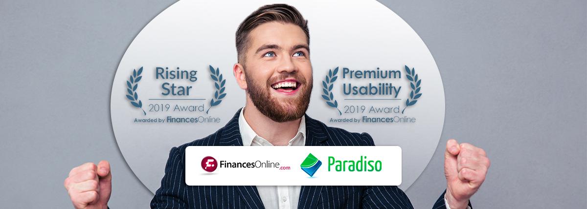 financesonline award