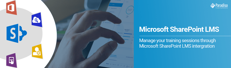 Microsoft Sharepoint LMS integration