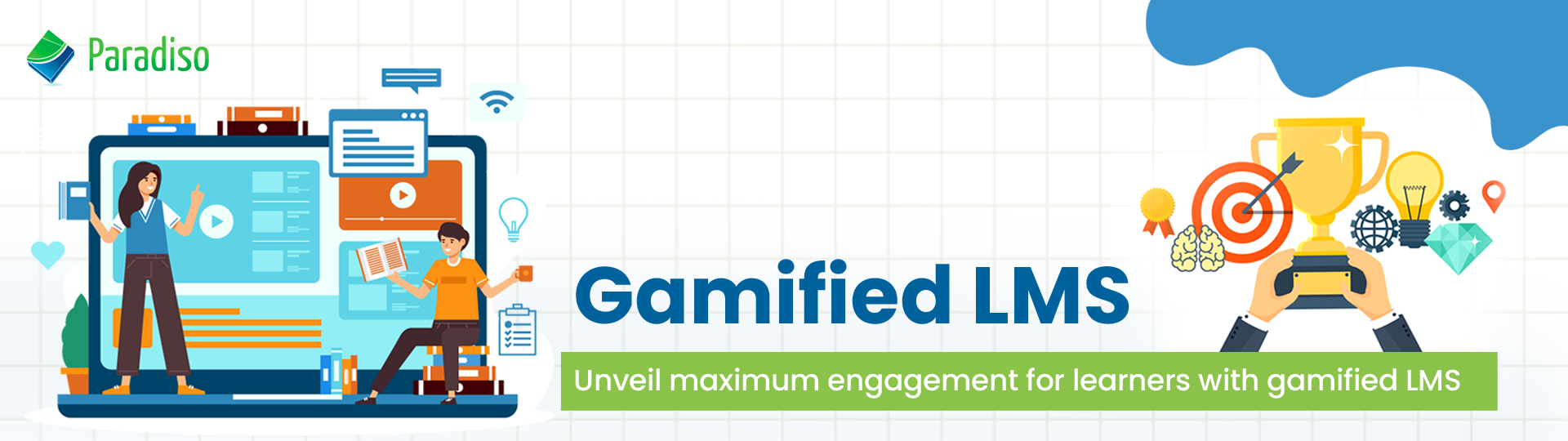 Gamified LMS- Paradiso LMS
