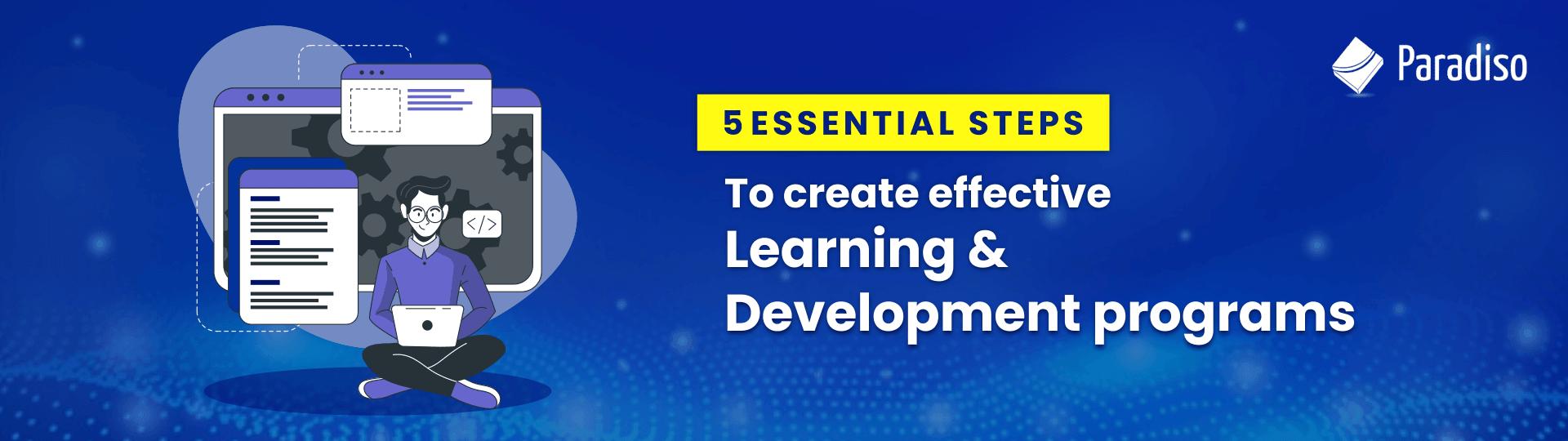 Learning & Development Program