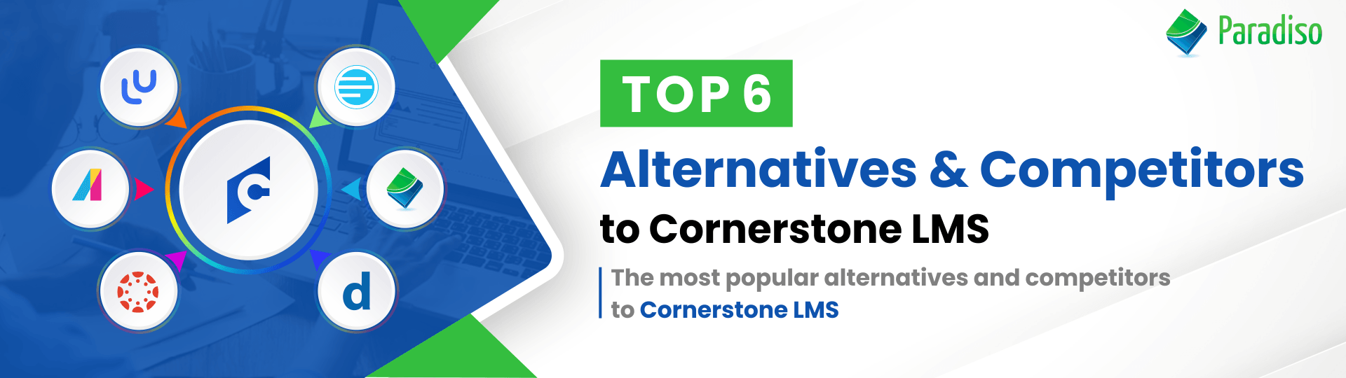 Top 6 Alternatives & Competitors to Cornerstone LMS