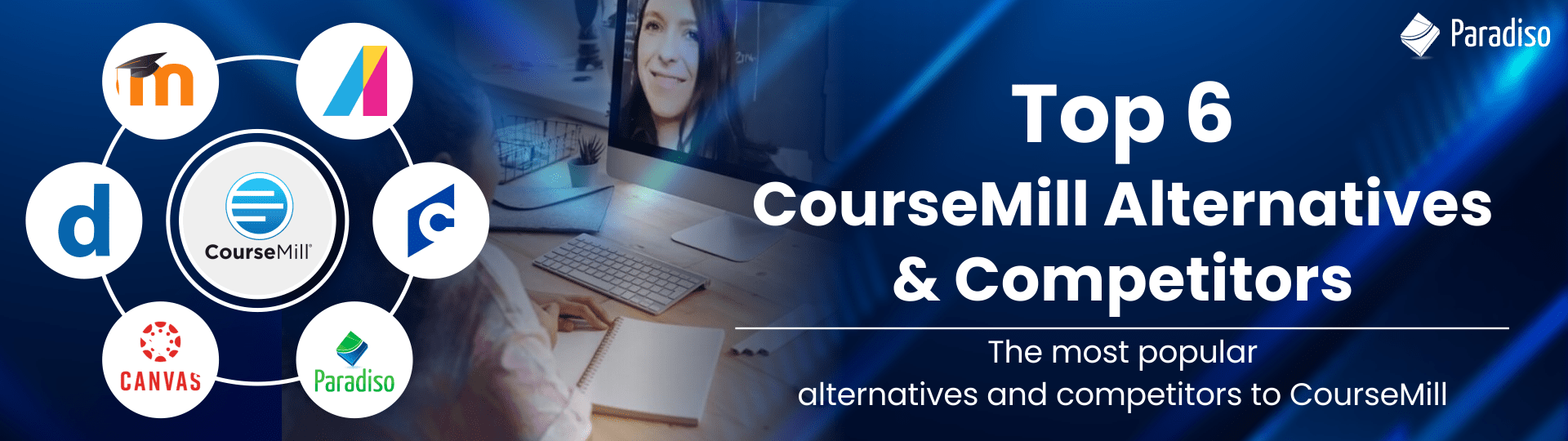 Top 6 CourseMill Alternatives & Competitors