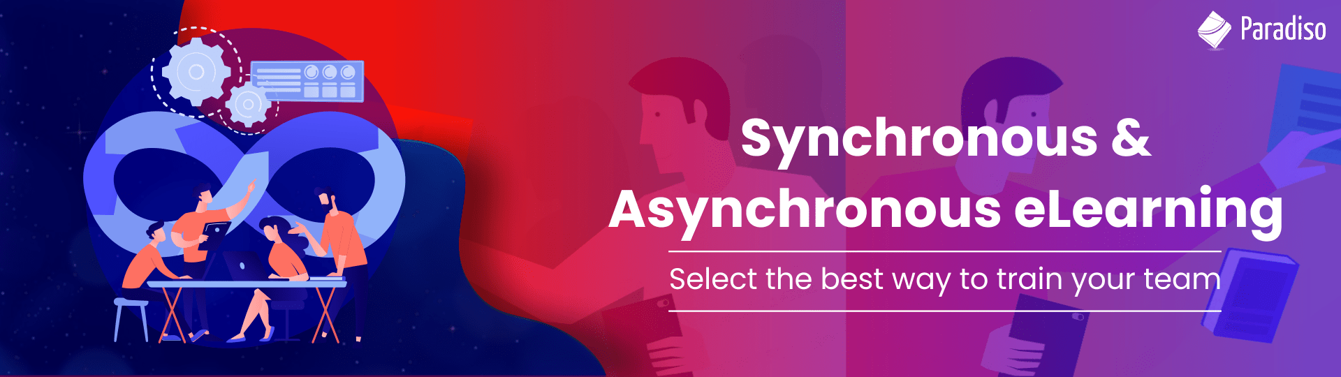 Synchronous and Asynchronous eLearning