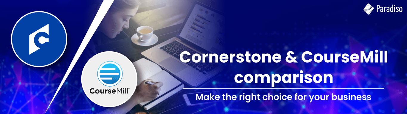 coursemill vs cornerstone