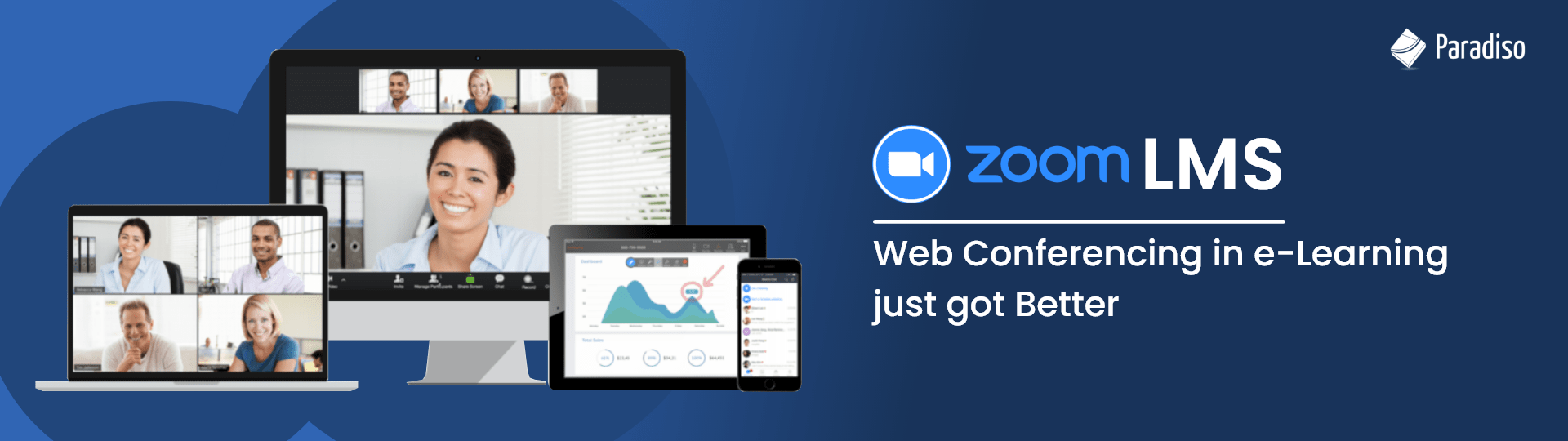 Zoom LMS – Web Conferencing in e-Learning just got Better