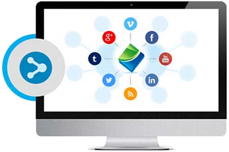 Social Media integration elearning training