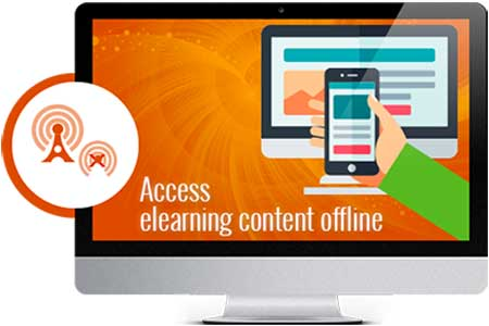 Offline Access to eLearning Content
