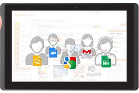 LMS Google Apps