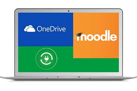 Sign-On with Moodle and OneDrive