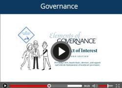 governance slide