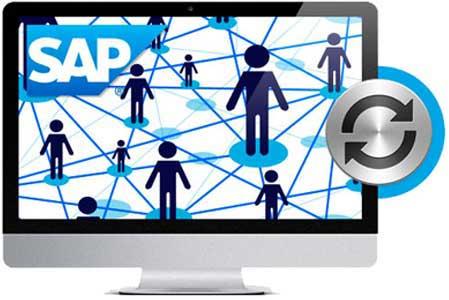sap sync employee data