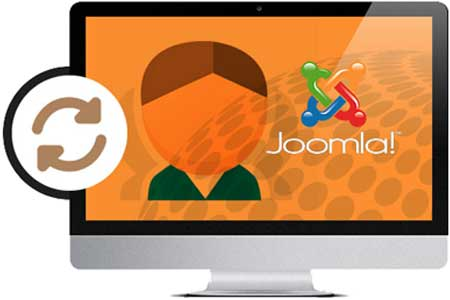 user synchronization joomla