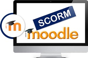 Moodle Supports SCORM Courses