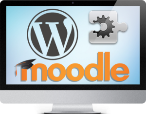 Wordpress Moodle