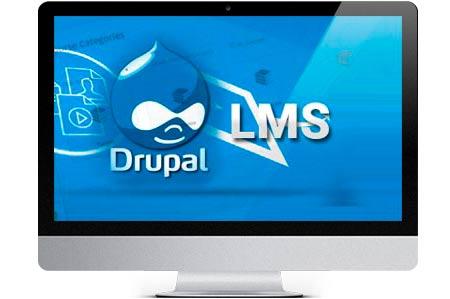 Drupal LMS