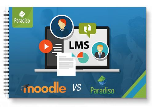 Moodle vs Paradiso